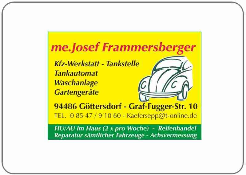 Tankstelle & KfZ-Meisterbetrieb Frammersberger