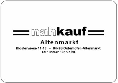 nahkauf Altenmarkt