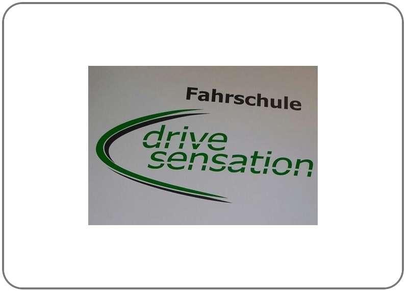 Fahrschule Drive Sensation