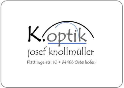 K.Optik – Josef Knollmüller e.K.