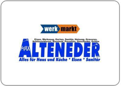 Alteneder OHG – Werkmarkt
