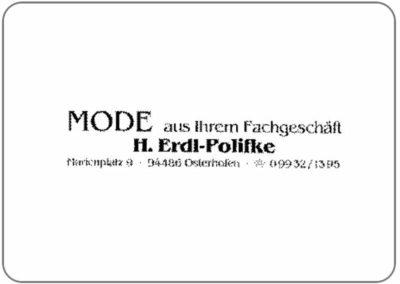 Erdl-Polifke Textil und Mode