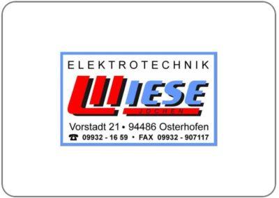 Elektrotechnik Wiese