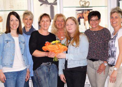 Gewinnerin der Auslosung OHO-Lieblingsbetrieb vom Mai 2019: Maria Altmannsdorfer
