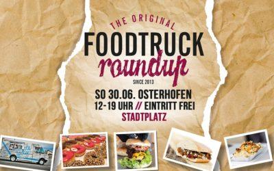 Foodtruck Round Up