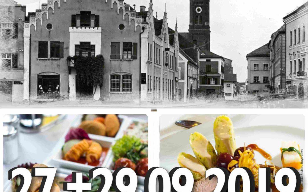 Historisch-kulinarische Schmankerltour