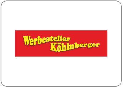 Werbeatelier Köhlnberger