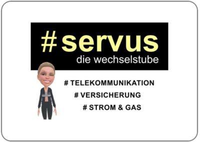 Wechselstube Osterhofen – Servus