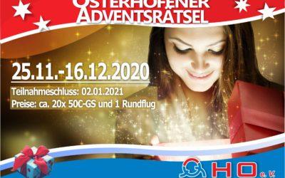 Osterhofener Adventsrätsel