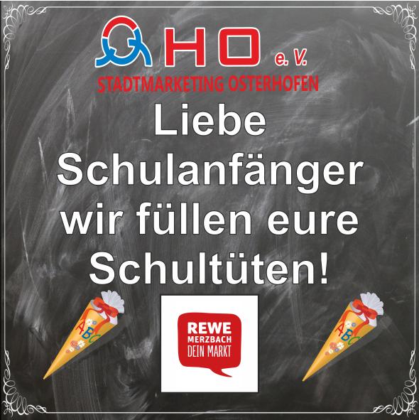 Schulstart Osterhofen
