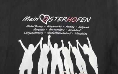 Mein Osterhofen-Stofftasche