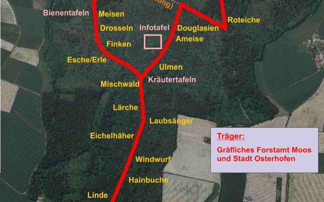 Waldlehrpfad Eichelgarten